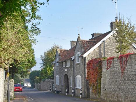 Saltford High Street