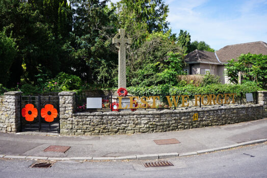Saltford Parish War Memorial