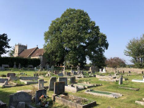 Saltford Churchyard